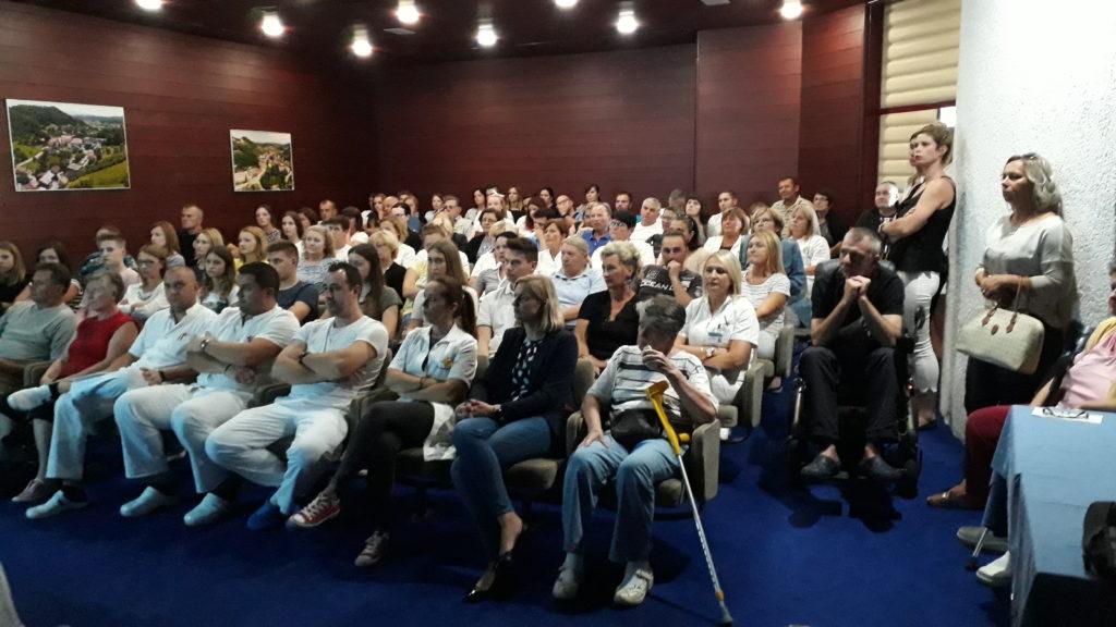 Dan fizioterapije u Specijalnoj bolnici za medicinsku rehabilitaciju Krapinske Toplice