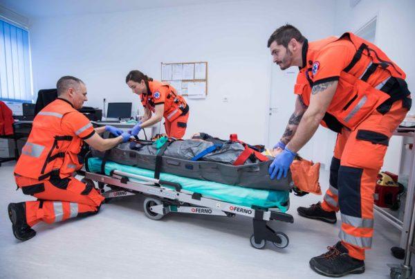 Istituto per medicina d'urgenza della Regione di Krapina e dello Zagorje